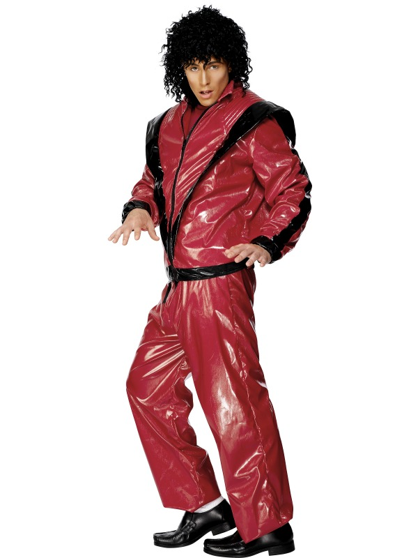 Michael Jackson Thriller Costume ef-29534M (smiffy
