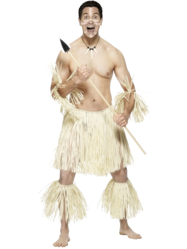 Zulu Warrior Costume ef-30006 (smiffys)