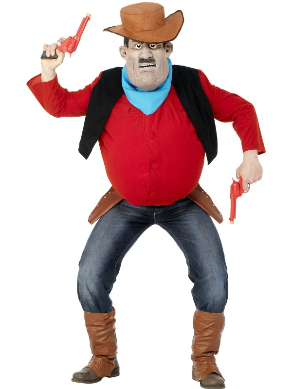 Desperate Dan Costume ef-30237 (smiffys)
