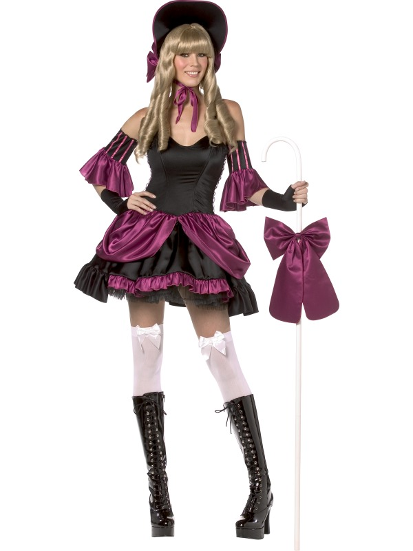 Rebel Toons Little Bo-Peep Costume ef-30636M (smif