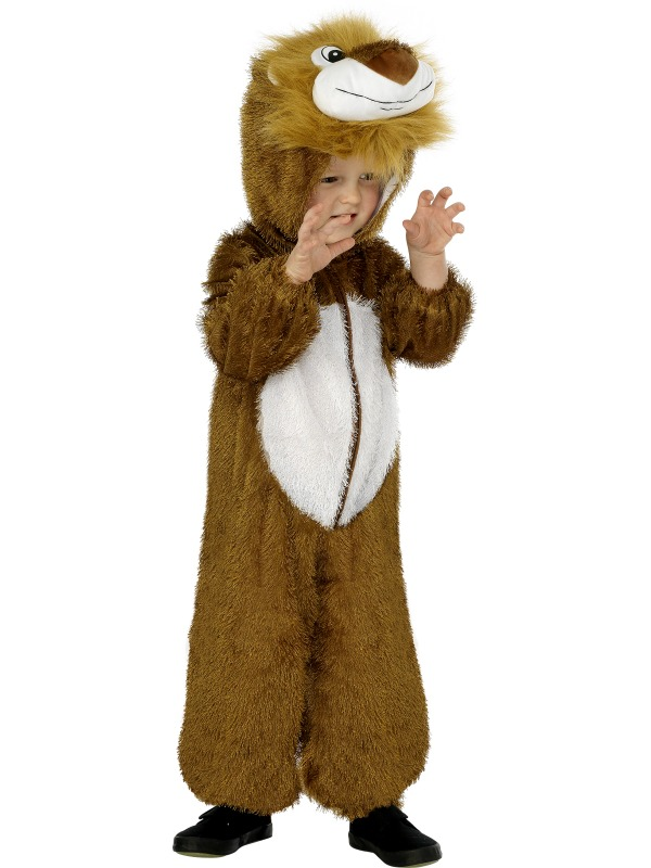 Lion Costume, Age 3 - 5 ef-30801 (smiffys)