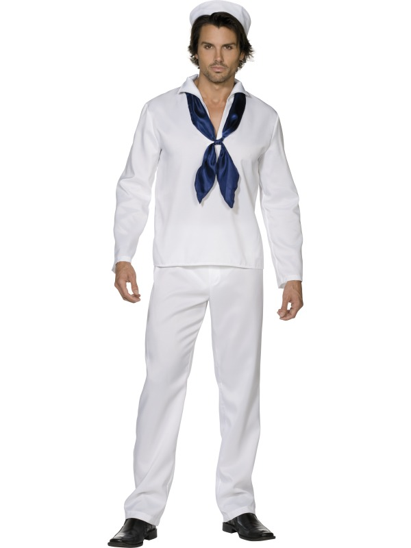 Fever Sailor Man Costume ef-32033M (smiffys)