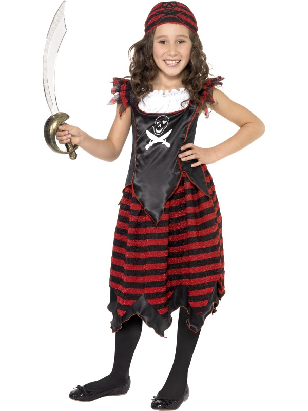 Gothic Pirate Costume ef-32341S