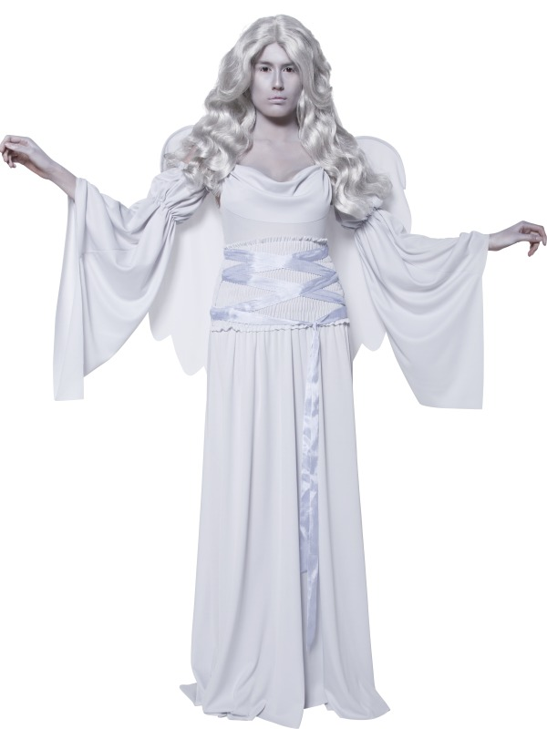 Cemetery Angel Costume ef-33064L (smiffys)  sc 1 st  Fancy Dress Factory & Fancy Dress Factory.... Ladies: Halloween