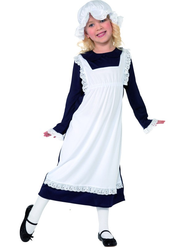 Victorian Poor Girl Costume ef-33714L (smiffys)