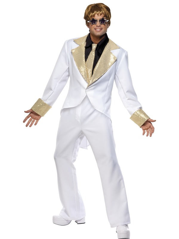 70s Rocket Man Costume ef-33840L