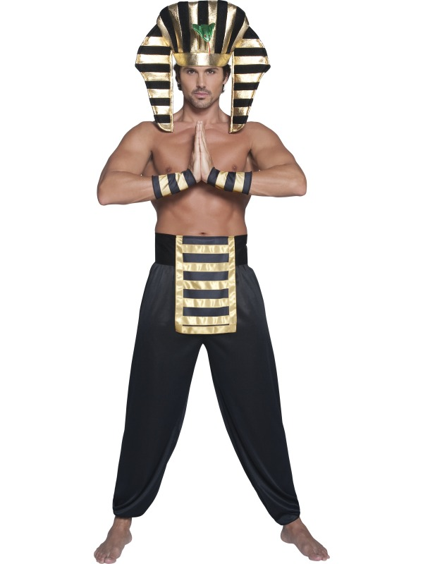 Fever Male Pharaoh Costume ef-34141M (smiffys)