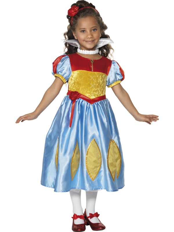 Snow White Costume ef-34282M (smiffys)