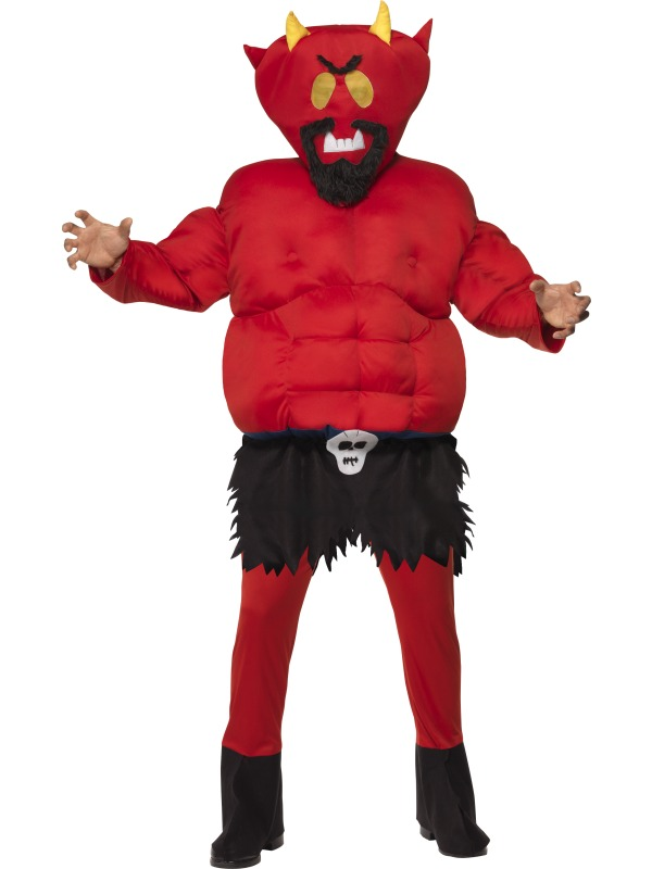 South Park Devil Padded costume ef-34293M (smiffys