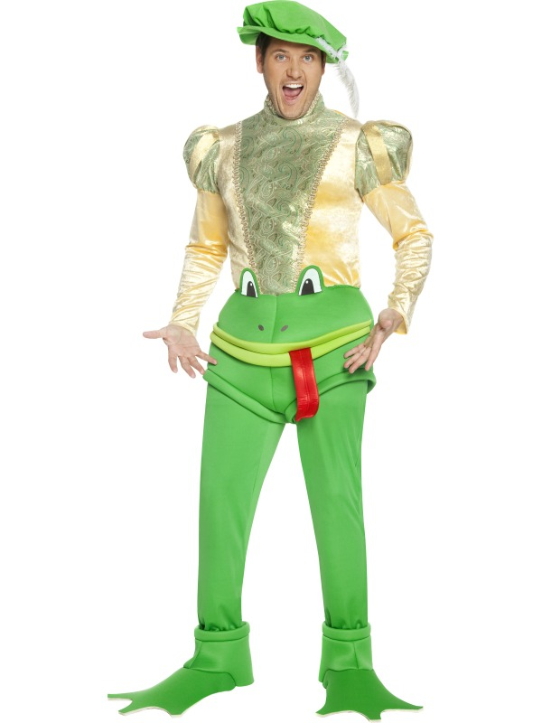 Kiss the Frog Find the Prince Costume ef-34300M