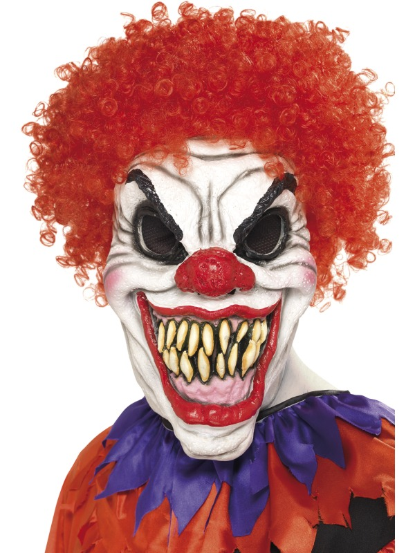 Scary Clown Mask ef-35710