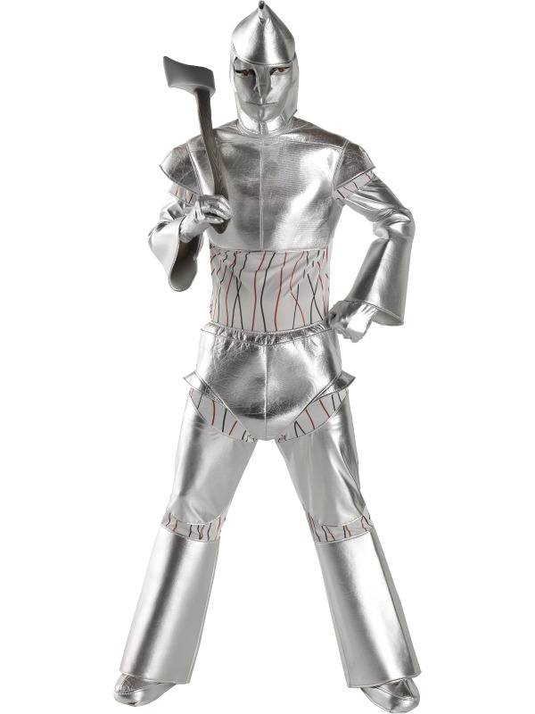 Rebel Toons Tin Man Costume ef-36114M (smiffys)