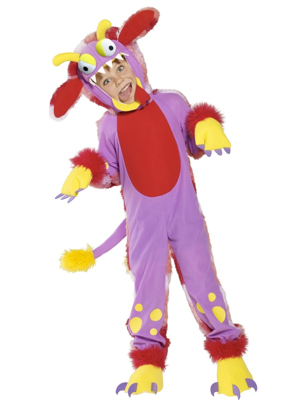 Wacky Grizzle Costume ef-36179S (smiffys)