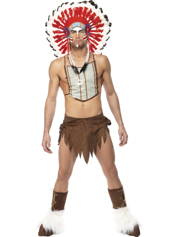 Village People Indian Costume ef-36241 (smiffys)
