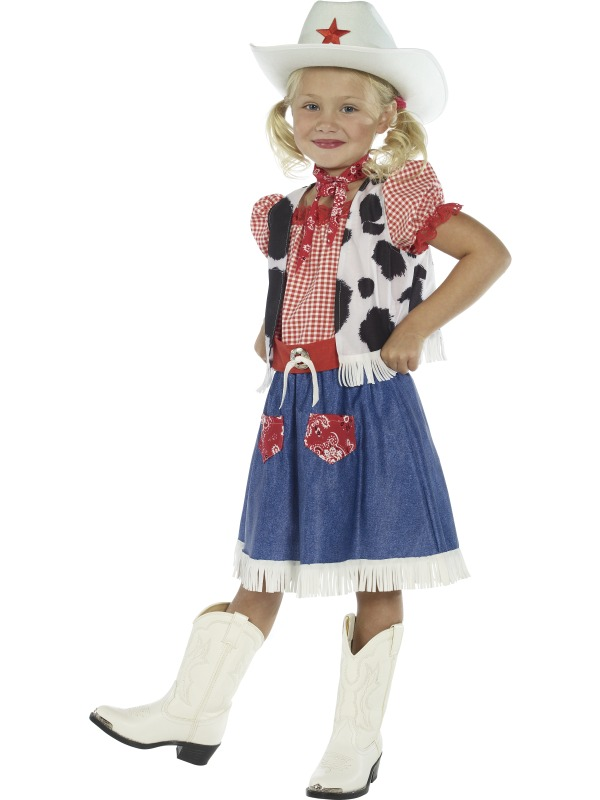 Cowgirl Sweetie Costume ef-36328M (smiffys)