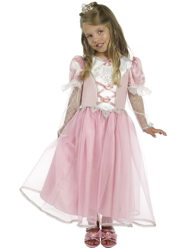 Royal Princess Costume ef-36330T2 (3-4yrs)