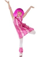 Lazy Town, Stephanie Costume ef-38358T2 (3-4 years