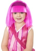 Lazy Town Stephanie Wig, Kids ef-38504