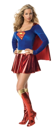 Supergirl adult 888239