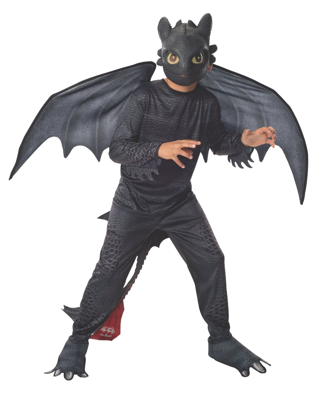 Toothless night fury costume 610103