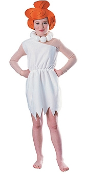 Wilma Flintstone costume kids 38557