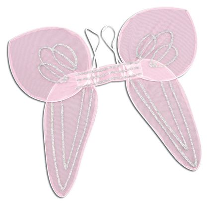 Pink fairy wings BA1035