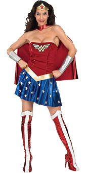 Ladies: Superhero Costumes