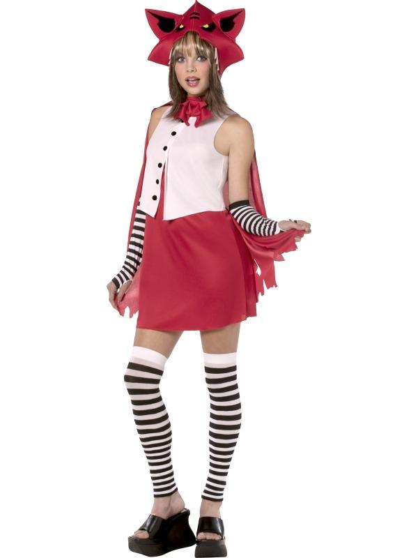 Little Red Riding Hood teens 30641  sc 1 st  Fancy Dress Factory & Fancy Dress Factory.... Girls: Teenager and Tween